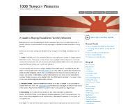 1000 Turnkey Websites | Website Business For Sale
