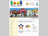 Stress Balls, Custom Imprinted Stress Ball, Promotional Stress Reliever Balls