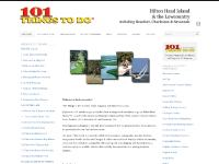 101 Things to Do Hilton Head