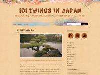 101 Things in Japan