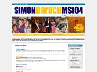 Simon Baruch Middle School (02M104) - Homepage