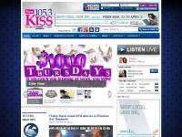 1053kissfm.com CISS, Music, Ottawa