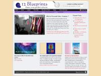 12blueprints.com Revolution theme, Brian Gardner
