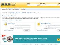 192.com, People, Businesses, Places