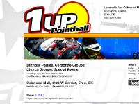 1uppaintball - 1up Paintball - Enid's largest indoor REBALL facility
