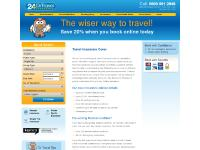 24drtravel.co.uk travel insurance, holiday insurance, cheap travel insurance