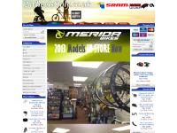 Tamworth's Biggest Cycle Shop. Partners of the Cyclescheme and the Bike 2 Work Scheme. Stockists Of Merida, Ghost Bikes and Saracen