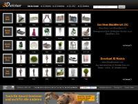 3delicious.net 3d models , 3ds , 3d max