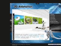 3dnanimation.com 3d animation, 3d animation India, 3d animation company