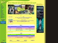 3rd Hazel Grove Scout Group - Home Page