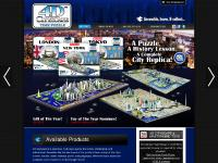 4D Cityscape - Time Puzzle - Home