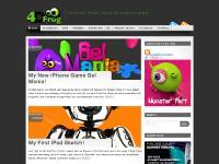 4D Frog-Toy Design, Product Design, Industrial Design and 3D Modeling