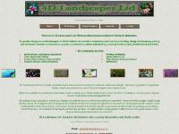 4dlandscapes.co.uk