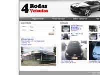 4 Rodas Veículos - Londrina - Página Inicial