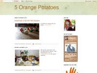 5 Orange Potatoes