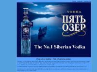 Five Lakes Vodka