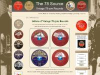 78 RPM Records For Sale - 78source.co.uk