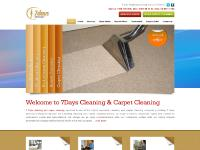 7dayscleaning.com.au Carpet Cleaning, Carpet cleaners, carpet steam cleaning