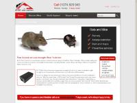 Pest Control Services in Bradford | Call 01274 925 943