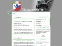 A 112 Abarth Club - Home page