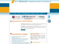 a1electricals.com A-1 Electricals, manufacturer, supplier