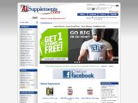 a1supplements.com supplements, protein, fat burners