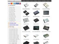 Panasonic DMW-BCG10|DMW-BCF10|Samsung SLB-07A|JVC BN-VG114|BN-VG121 Battery Charger