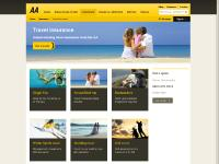Travel insurance | AA