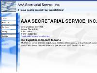 aaasecretarialservice.com secretarial service, transcription, resumes