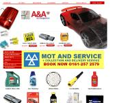 AA AUTOPARES - car accessories, filters, brakes,
