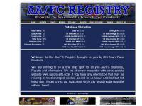aafcreg.com TEAMS, DRIVERS, EVENTS