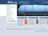 ASME Tanks | ASME & Non-ASME Pressure Vessels & Hydropneumatic Tanks