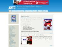 American Association of Teachers of German | Serving teachers of German since 1926