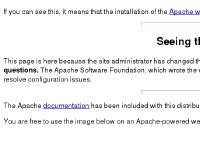 Test Page for Apache Installation