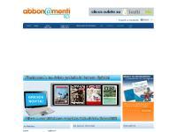 Abbonamenti Aziendali, Informazioni, Catalogo Riviste, Contatti