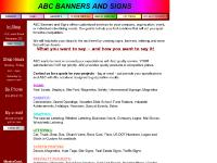 ABC BANNERS & SIGNS, INC.