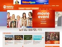 ABC Family - - Online TV, Videos, and Blogs. It's a new kind of family.