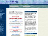 abcstitch-therapy.com cross stitch, needlework supplies, needlework