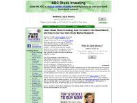 ABC Stock Investing