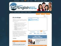English as a Second Language :: Home