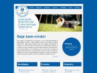 abev.org.br endocrinologia veterinária, diabetes em cães, diabetes em gatos