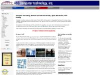 Computer networking, security and consulting - ABS Computer Technology, Inc.