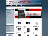 Academic & Collegiate Software--best service, price and advice!