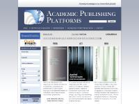 Listed platforms, Acta botanica Croatica, Acta Botanica Malacitana, Acta Cybernetica