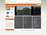 Access Control Systems - Driveway Gates, Security Gates, Electric Gate Systems, Repair & Service in San Francisco Bay Area