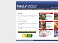 Accessfulfilment.com - worldwide fulfilment services, warehousing and distribution