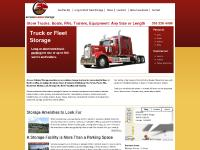 Boat Storage, RV, Truck Fleet Parking, Construction Equipment, Cranes Cleveland Ohio