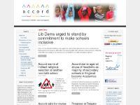 accordcoalition.org.uk wordpress,c.bavota,feed me seymour