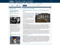 Institute for Public Accuracy