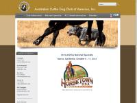 Australian Cattle Dog Club of America, Inc. - ACDCA